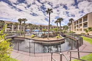 St. Augustine Condo w/ Dedicated Beach Access, Case vacanze  Coquina Gables - big - 25
