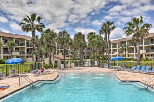 St. Augustine Condo w/ Dedicated Beach Access, Case vacanze - Coquina Gables
