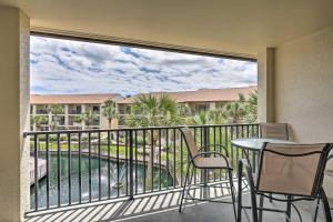 St. Augustine Condo w/ Dedicated Beach Access, Case vacanze  Coquina Gables - big - 3