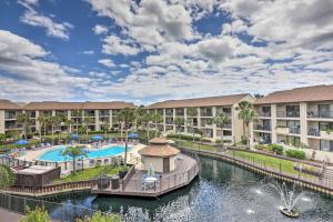 St. Augustine Condo w/ Dedicated Beach Access, Case vacanze  Coquina Gables - big - 26