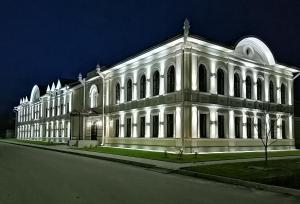 Парк-Отель Воздвиженский