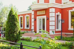 Отель Lite Hotel, Краснослободск