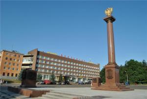 Hotel Yybileynaya, Hotely  Velikiye Luki - big - 28