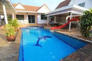 Tropical Hill Pool Villa, Dovolenkové domy  Hua Hin - big - 23