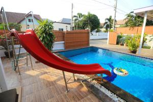 Tropical Hill Pool Villa, Dovolenkové domy  Hua Hin - big - 13