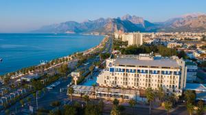 Курортный отель Sealife Family Resort Hotel, Анталия