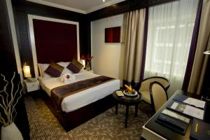 Carlton Tower Hotel, Hotely  Dubaj - big - 23