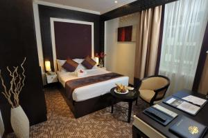 Carlton Tower Hotel, Hotely  Dubaj - big - 35