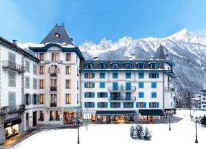Location gîte, chambres d'hotes Grand Hôtel des Alpes dans le département Haute Savoie 74