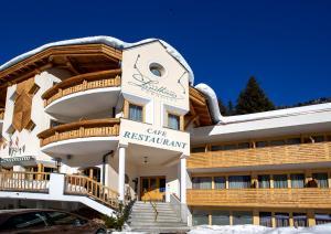 Landhaus Paradies Samnaun Spiss - Hotel