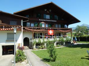 Pension Hotel Restaurant Sunnmatt - Aeschi