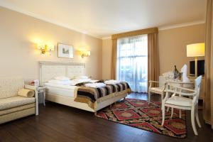 Hotel Royal Baltic 4* Luxury Boutique, Hotely  Ustka - big - 54