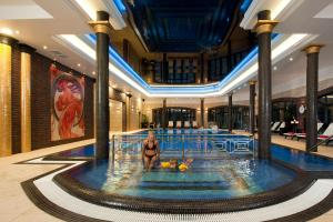 Hotel Royal Baltic 4* Luxury Boutique, Hotely  Ustka - big - 58