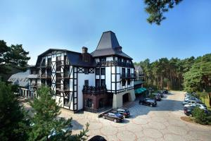 Hotel Royal Baltic 4* Luxury Boutique, Hotely  Ustka - big - 59