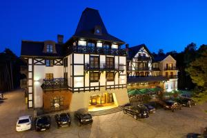 Hotel Royal Baltic 4* Luxury Boutique, Hotely  Ustka - big - 57