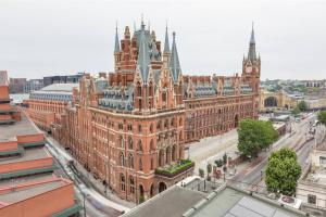 St Pancras Renaissance Hotel London (1 of 94)
