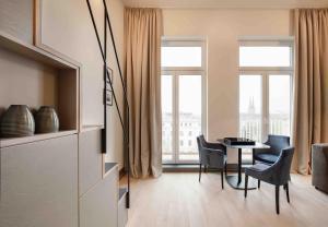 OBERDECK Studio Apartments