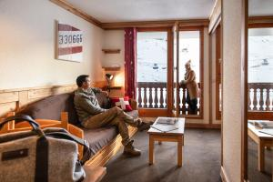Le Cheval Blanc Apartments - Chalet - Val Thorens