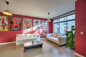 Luxury Apartment with Rooftop Terrace Heart of Antwerp