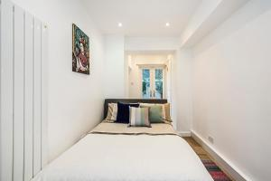 Stylish garden apartment Nr High Street Kensington, Апартаменты/квартиры  Лондон - big - 6