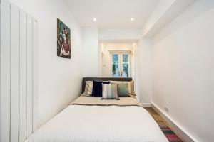 Stylish garden apartment Nr High Street Kensington, Ferienwohnungen  London - big - 6