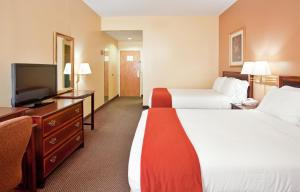 Holiday Inn Express Marshfield - Springfield Area, Hotel  Marshfield - big - 22