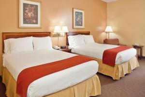 Holiday Inn Express Marshfield - Springfield Area, Hotel  Marshfield - big - 28