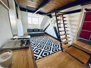 Loft with FREE parking