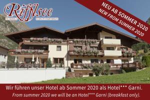 Hotel Garni Rifflsee - Sankt Leonhard im Pitztal