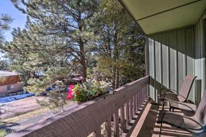 Angel Fire Mtn Escape, Walk to Chile Express! - Hotel - Angel Fire
