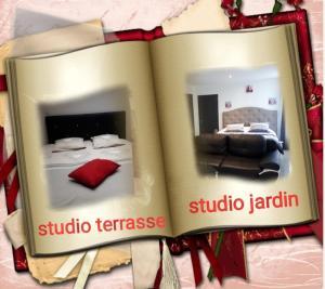 Au Paradis des Crins avec deux studios différents