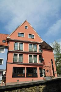 Hotel Cafe Leda - Erlaheim