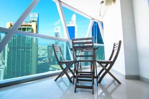 Lux BNB Park Towers DIFC -2BDR - Dubai