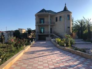 Baku Villa Caspian sea