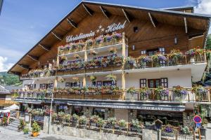 Location gîte, chambres d'hotes Christiania Hôtel dans le département Savoie 73