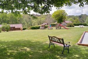Location gîte, chambres d'hotes Camping de La Gartempe dans le département Haute Vienne 87