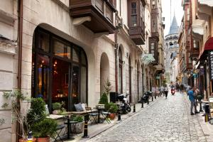 Georges Hotel Galata (2 of 128)