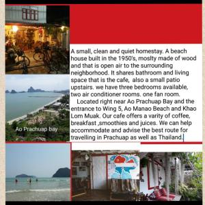 ThaiMex Cafe & Homestay, Alloggi in famiglia  Prachuap Khiri Khan - big - 27