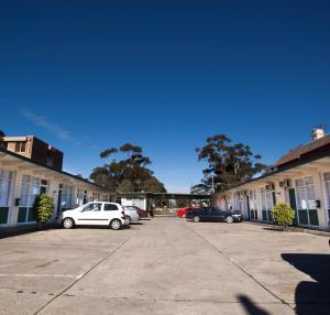 Parkville Motel, Мотели  Мельбурн - big - 17