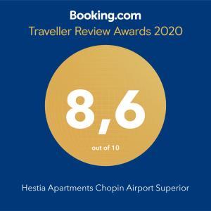 Hestia Apartments Chopin Airport Superior