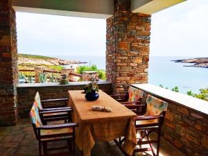 Villa Ateni Andros Greece