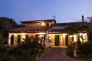 Captain Andrew private beach house Achaia Greece