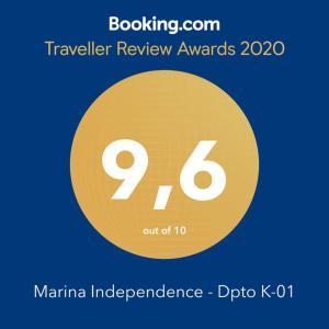 Marina Independence - Dpto K-01