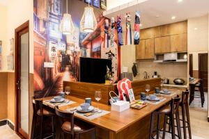 Guangzhou Tianhe District·Tianhe another city·, Apartmány  Kanton - big - 1