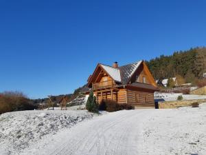 Chata Holiday Villa Stupna Vidochov Česko