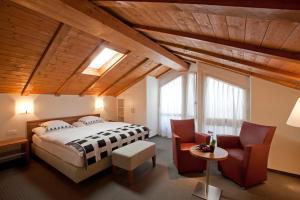 Hotel Allalin, Saas-Fee, Switzerland - Booking.com