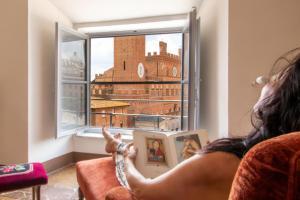 Palazzo Chigi Zondadari - AbcAlberghi.com