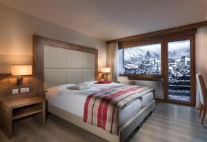 Hotel Ambassador Zermatt, Церматт