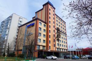 Отель Park Inn by Radisson Izmailovo Moscow