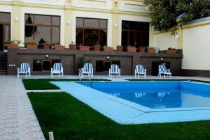 Jahon Palace, Hotels  Samarkand - big - 44